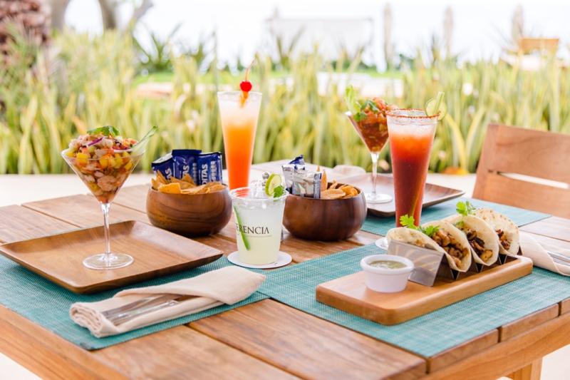 Querencia Ocean Club restaurant